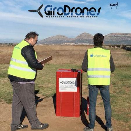 Piloto Dron