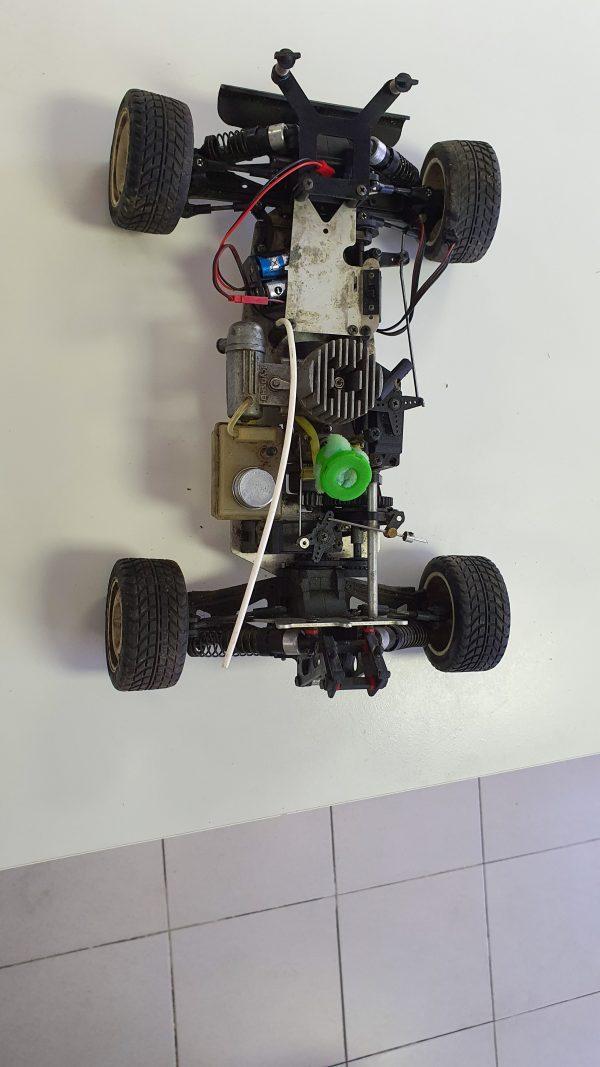 Reparación de coches rc