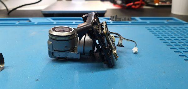 Reparación de cámaras DJI Mavic